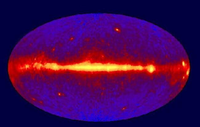 gamma rays - 10 способов, с помощью которых инопланетяне смогут с нами связаться