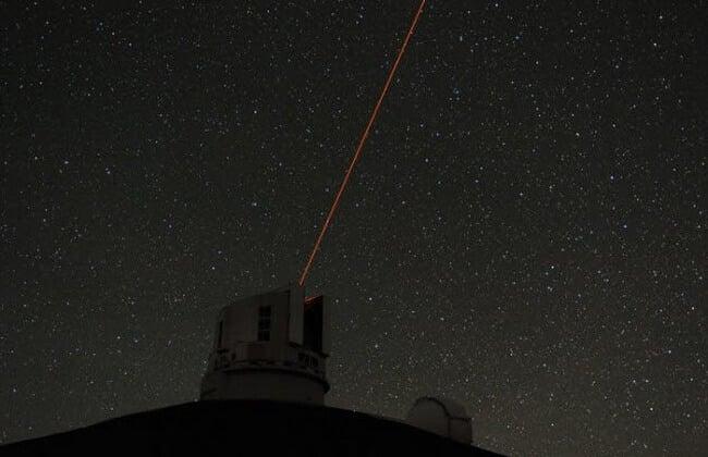 laser signal - 10 способов, с помощью которых инопланетяне смогут с нами связаться