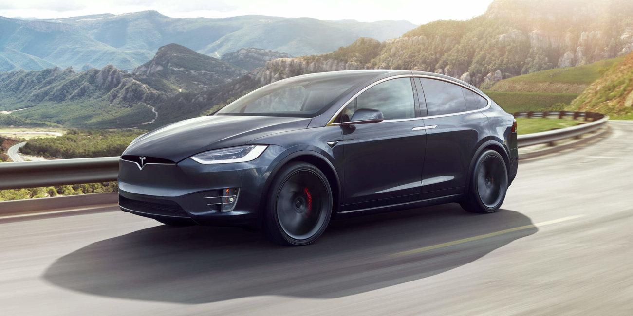 Tesla Model X прошла все краш-тесты на отлично