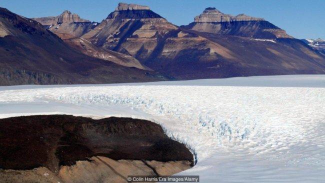 p051x6r6 650x366 - В земных ледниках просыпаются опасные болезни