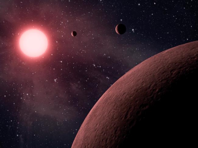 planets 650x487 - NASA объявило об открытии еще 10 землеподобных планет