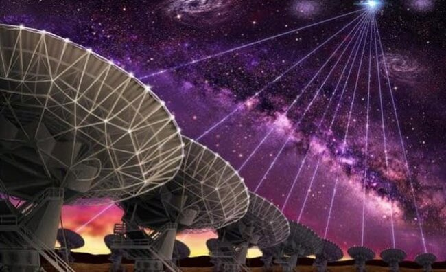 radio waves - 10 способов, с помощью которых инопланетяне смогут с нами связаться