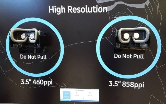 samsungvrdisplays2 650x407 - Samsung ощутимо увеличит разрешение дисплеев VR-гарнитур