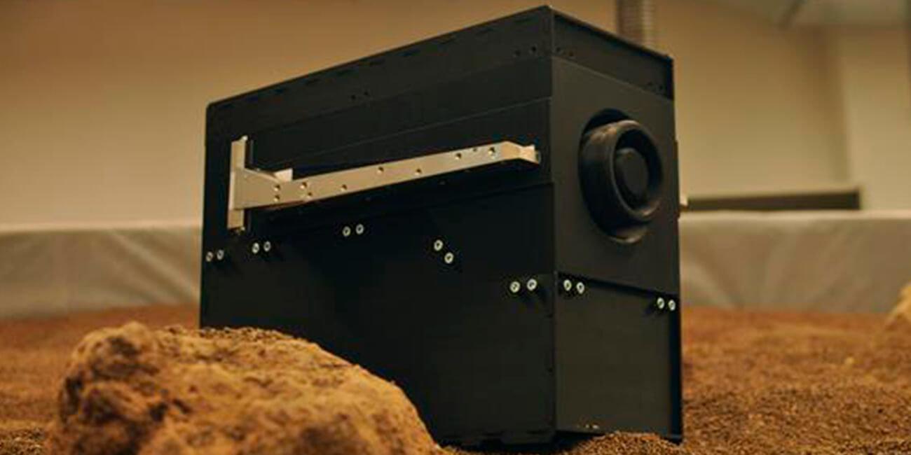 Напечатанный на 3D-принтере исследовательский аппарат отправится на Марс в ближайшие годы