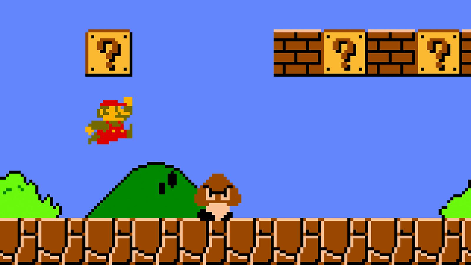 #видео | Разработчик HoloLens воссоздал игру Super Mario Bros. в дополненной реальности