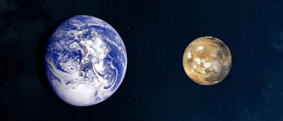 Глупо ли мечтать о терраформировании Марса? (9 фото)