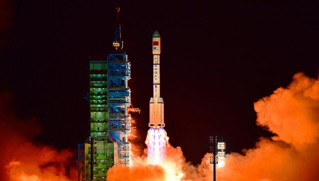 Китай начнёт запускать ракеты с морских платформ
