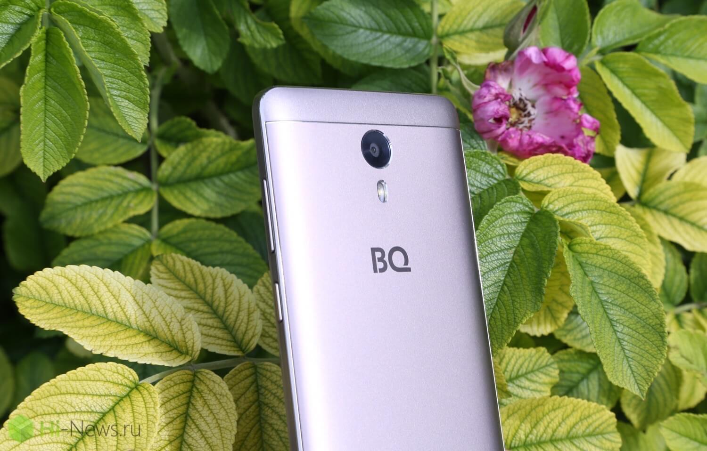 Смартфон BQ Space — «космический» флагман за 11 000 рублей