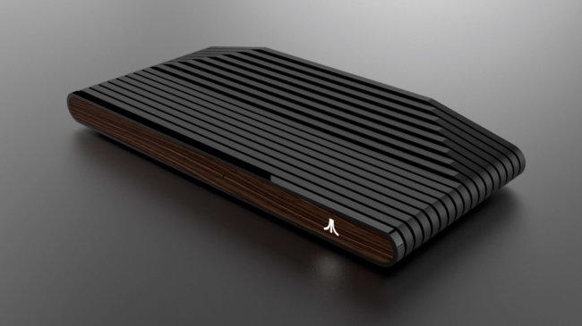 Atari анонсировала новую игровую консоль и показала первые изображения