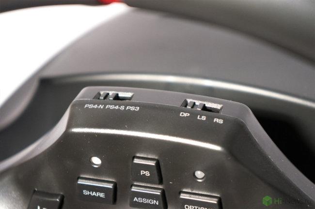 HORI Racing Wheel Apex 10 650x432 - Обзор игрового руля Hori Racing Wheel Apex