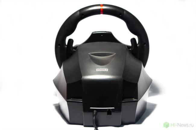 HORI Racing Wheel Apex 12 650x432 - Обзор игрового руля Hori Racing Wheel Apex
