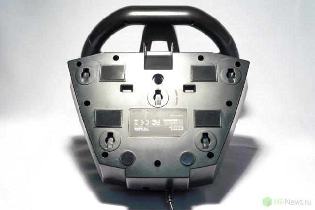 HORI Racing Wheel Apex 14 650x432 - Обзор игрового руля Hori Racing Wheel Apex
