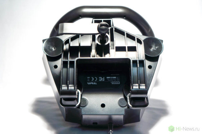 HORI Racing Wheel Apex 16 650x432 - Обзор игрового руля Hori Racing Wheel Apex