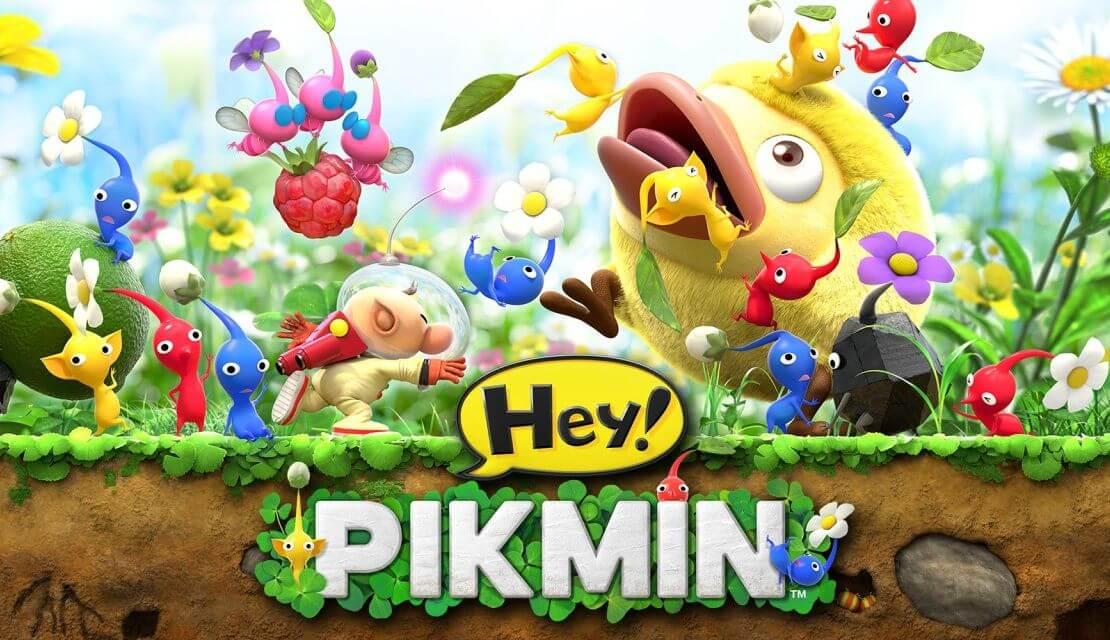 Обзор игры Hey! Pikmin