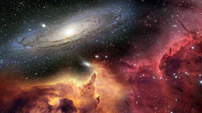 В КНР сделали наибольшую модель вселенной