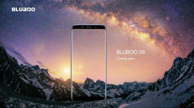 Сравнение внешне очень похожих смартфонов BLUBOO S8 и Samsung Galaxy S8