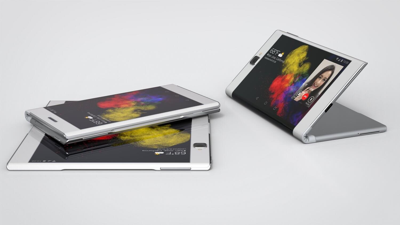 Tech World 2017: Lenovo показала свой гибкий планшет