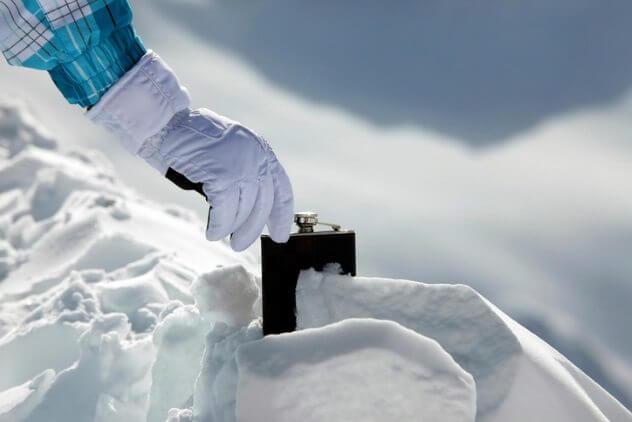 10 невероятных фактов о жизни на Южном полюсе (10 фото)