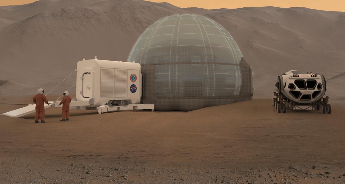 «Роскосмос» в 2019 начнет подготовку кполету наМарс