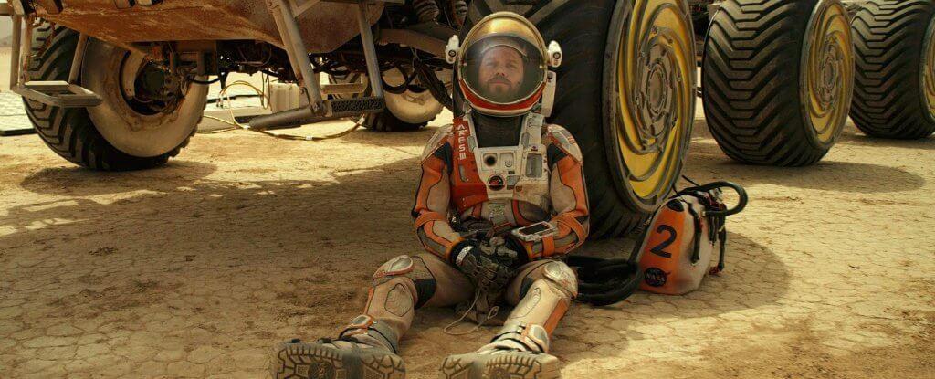 Никакой картошки на Марсе. В этом кислотном супе ничего не вырастет