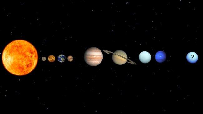 ЗаПлутоном «нашли» еще одну планету Солнечной системы