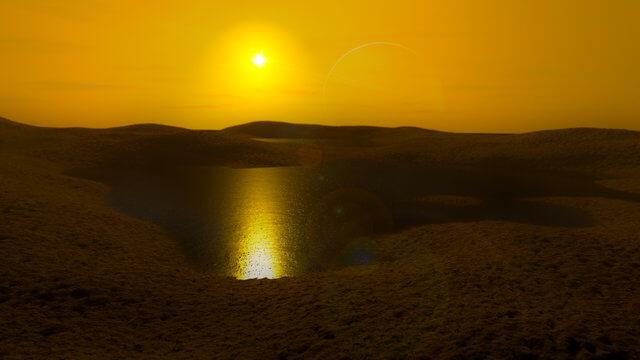 Другая жизнь: в поисках второго генезиса в Солнечной системе (2 фото)