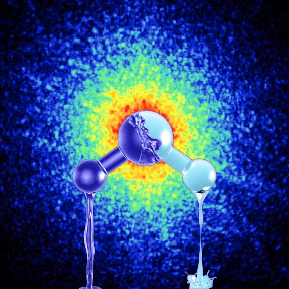 waterexistsa - Воду разделили на две разные жидкости