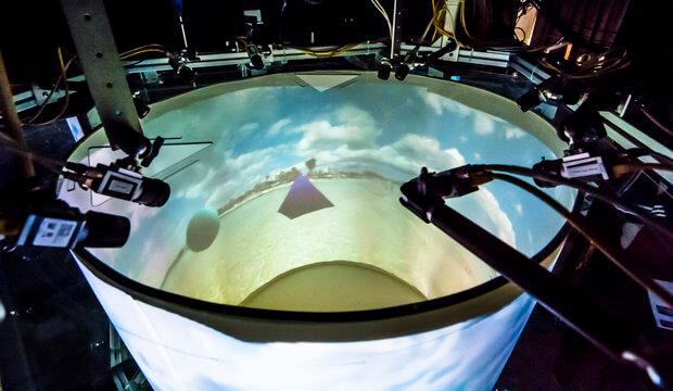 FreemoVR: виртуальная действительность для животных