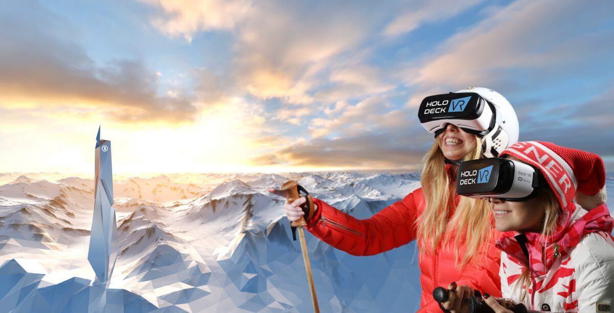 Виртуальная реальность HolodeckVR вместит в себя до ста человек