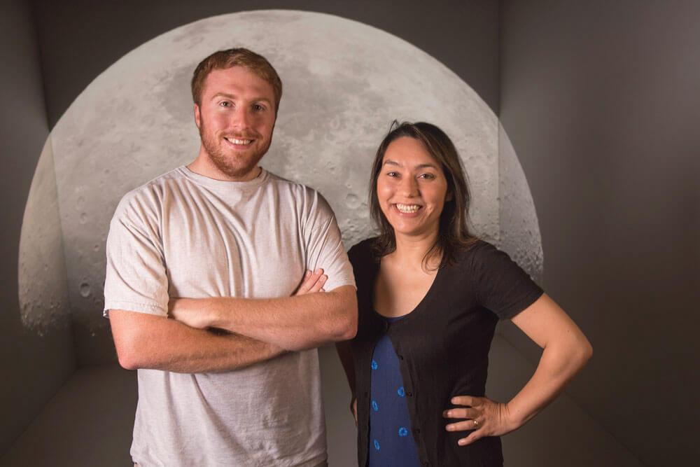 Альтернативные теории: как появилась Луна? (5 фото)
