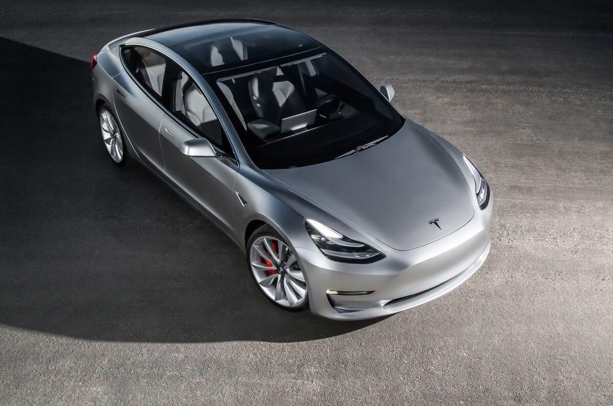 000 отказов отTesla Model 3