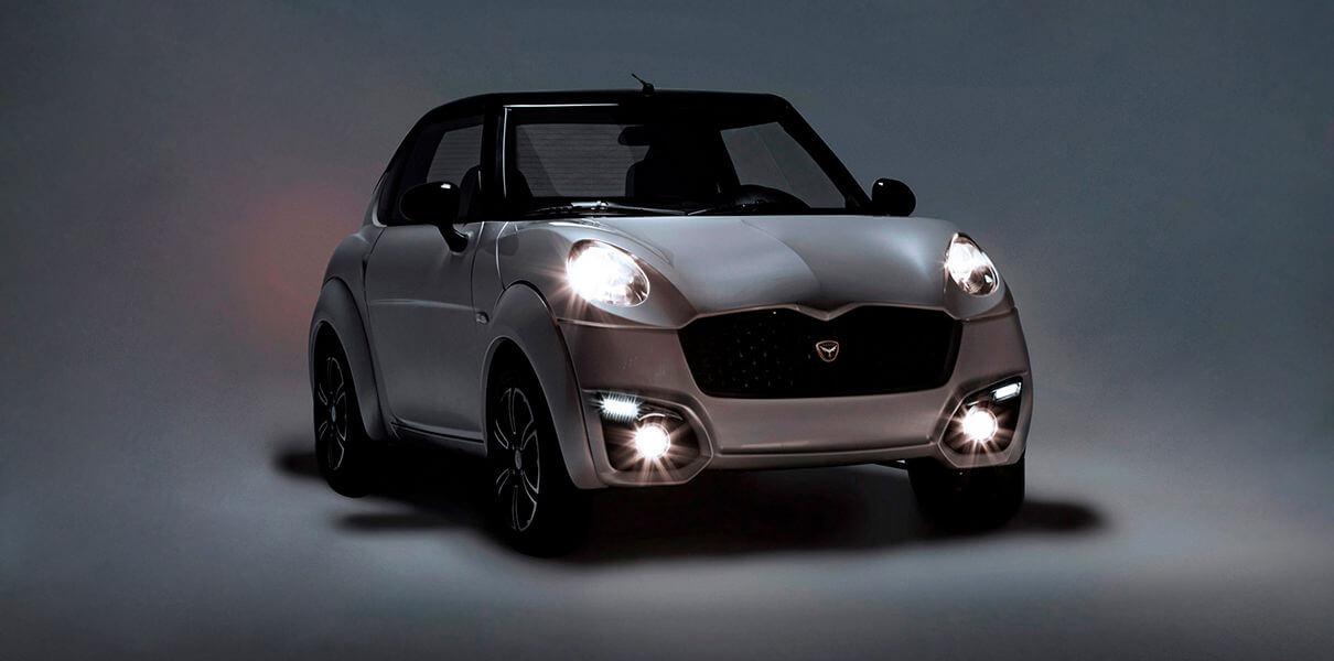 Первый мексиканский электромобиль за 25 тысяч долларов появится в ноябре