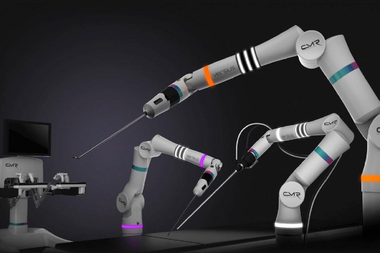 В  Великобритании разработан самый маленький робот-хирург