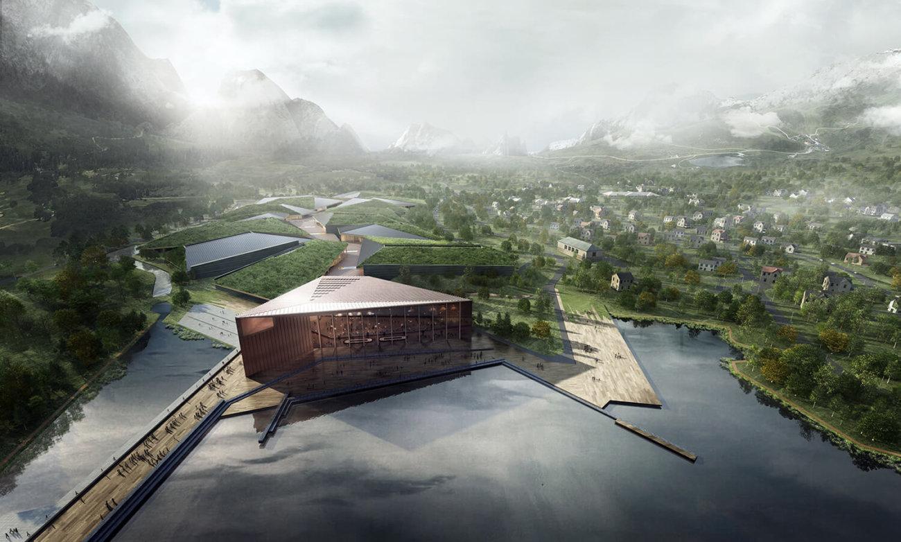 Kolos построит дата-центр за Полярным кругом