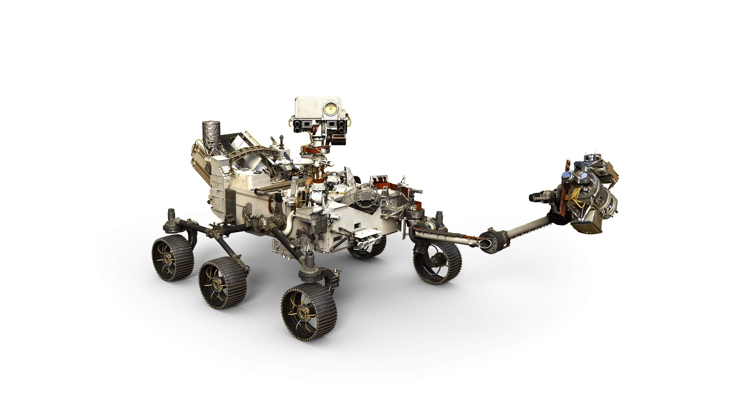 NASA: «Мы постараемся добыть кислород из атмосферы Марса»