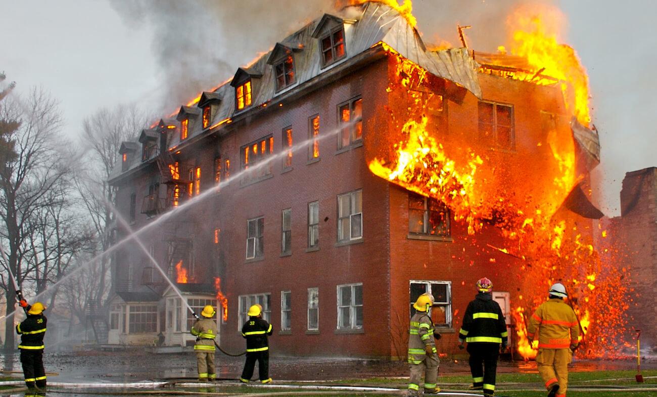 Виртуальная реальность научит, что делать во время пожара