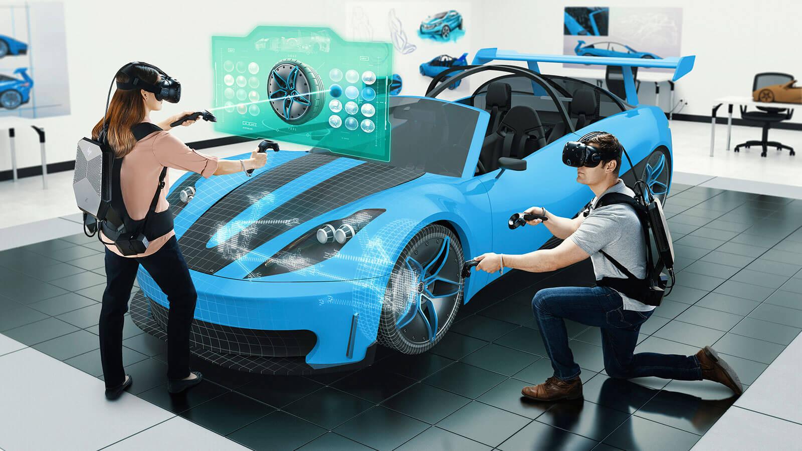 Наплечный VR-компьютер планируют использовать для тренировки военных