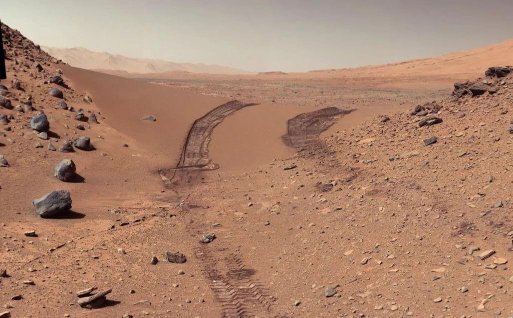 китае построят марсианскую базу