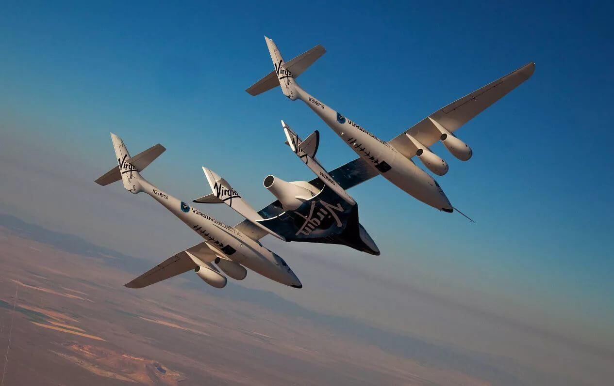 SpaceShipTwo начали готовить к полётам с реактивным двигателем