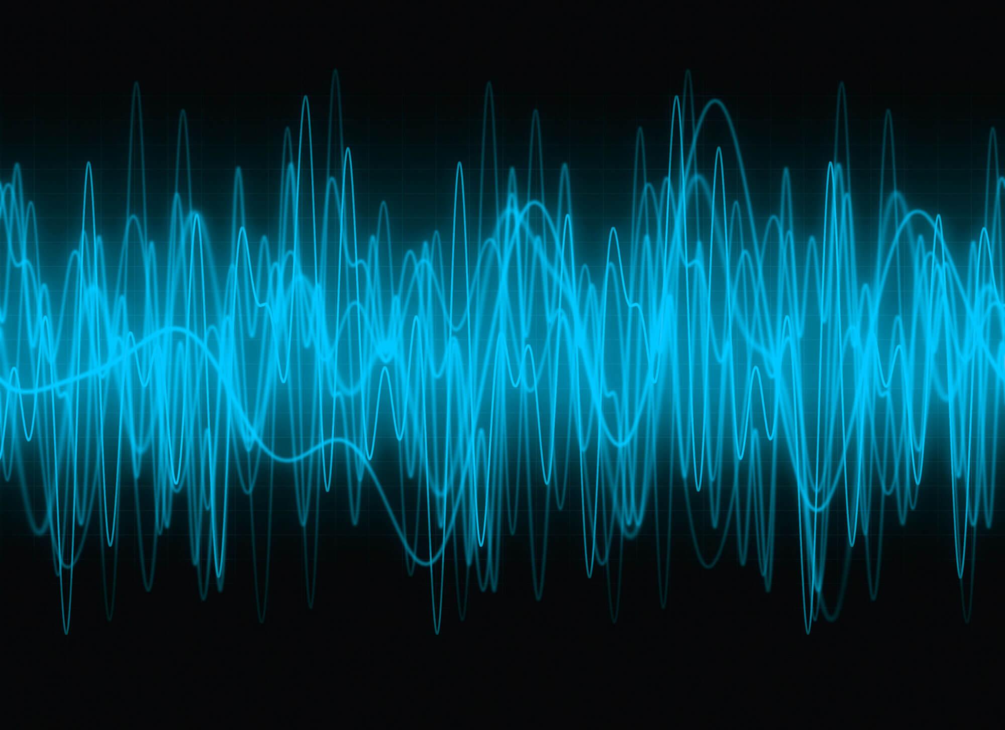 цифровой звук картинка перед тем, как