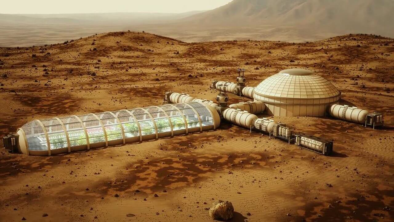 Когда будет основана первая космическая колония?
