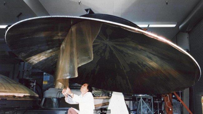 «Вояджер»: величайшая из космических миссий (7 фото)