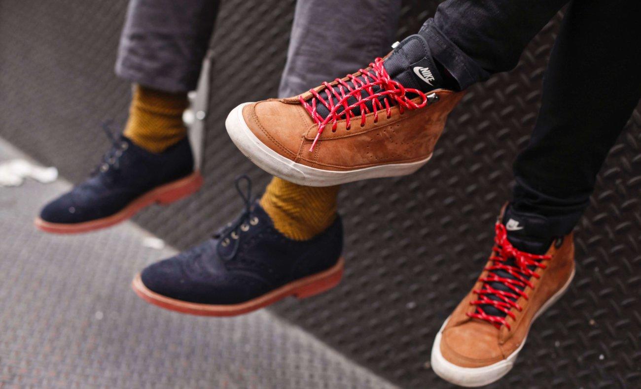 Красноярские ученые выдумали ботинки, определяющие положение владельца без GPS