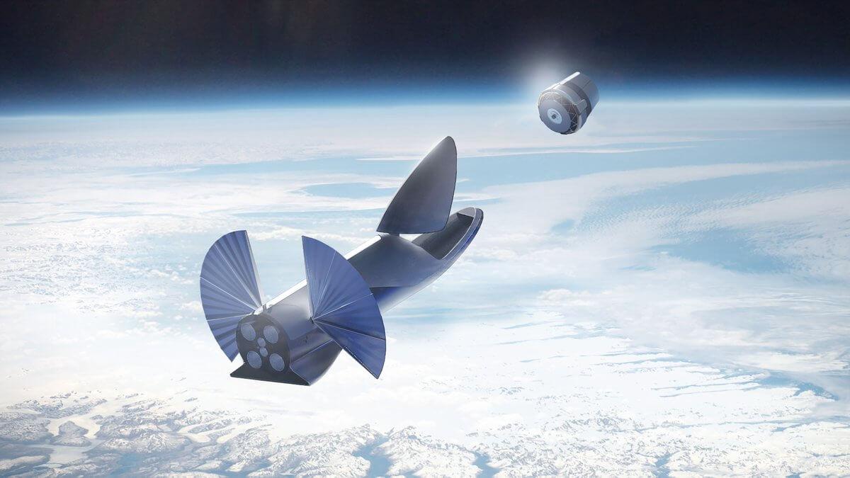 Big Fucking Rocket: Маск рассказал о новой ракете и сроках запуска экспедиции на Марс (+видео)