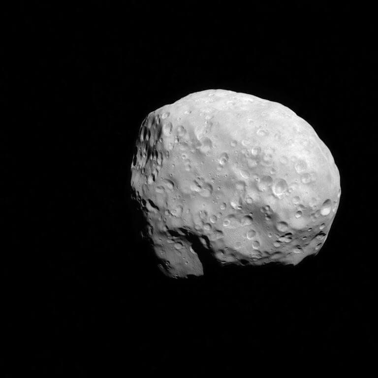 Последние часы зонда «Кассини» (15 фото)