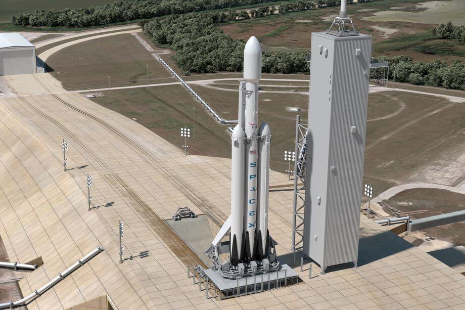 Двигатель SpaceX взорвался на испытаниях » E-news.su