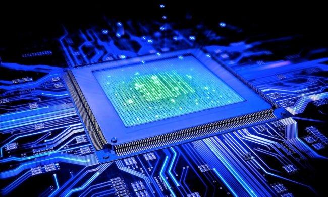 Учёные создали первую микросхему квантовой памяти (2 фото)
