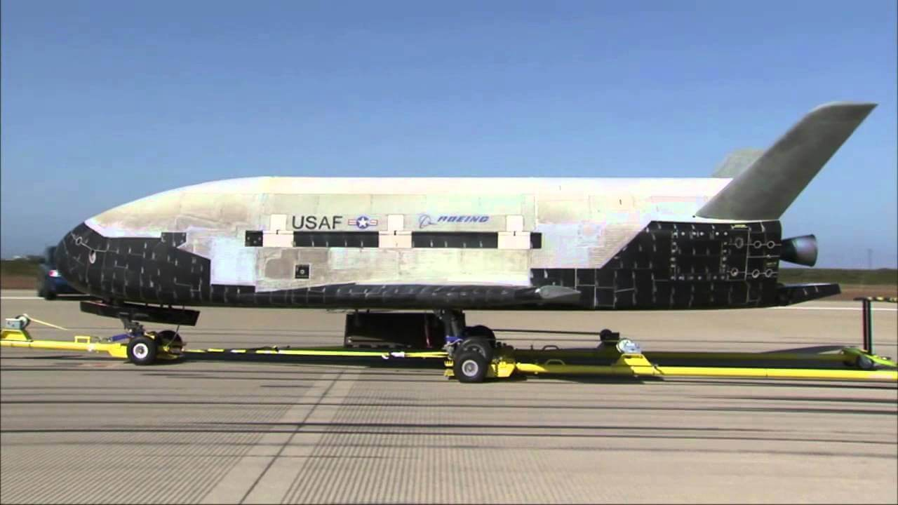 SpaceX запустила секретный корабль Boeing X-37