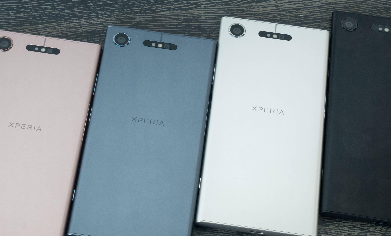 Объявлены украинские цены Сони Xperia XZ1 иXZ1 Compact