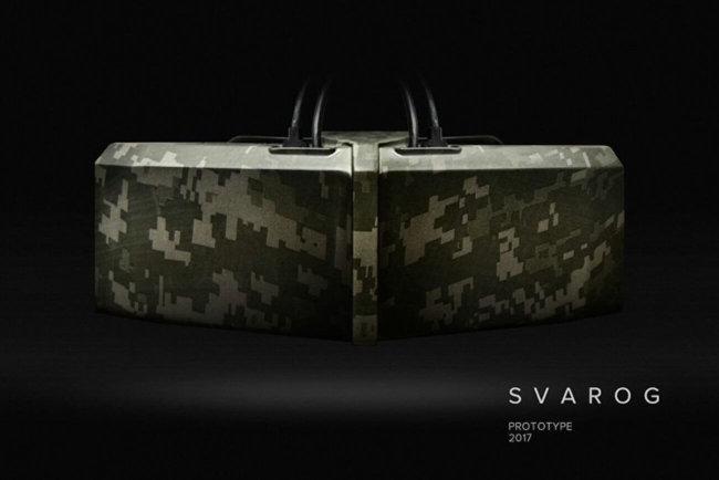 Представлены российские шлемы виртуальной реальности, не имеющие аналогов в мире (4 фото)